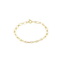 Goldfilled Chunky Bracelet