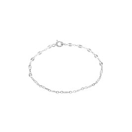 Silver Midnight Bracelet