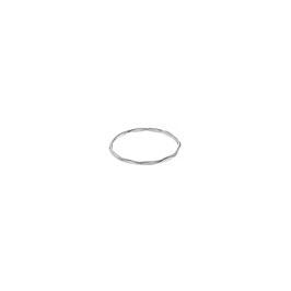 Rocky Ring Silver