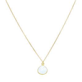 Goldfilled Necklace Moonstone