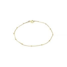 Goldfilled Galaxy Ankle Bracelet