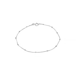 Silver Galaxy Bracelet