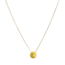Goldfilled Necklace Chip