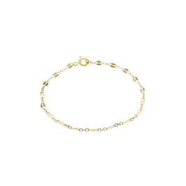 Goldfilled Midnight Ankle Bracelet