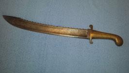 M1827 Dussack Faschinenmesser Russland Zarenreich, für  Mannschaft der Pioniere