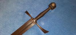 Anderthalbhänder Schwert im Stil um 1520 hochwertiger Historismus