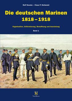 Die deutschen Marinen 1818–1918