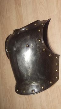 Kürass um 1850 schwere Kavallerie mit Beschuß Bayern
