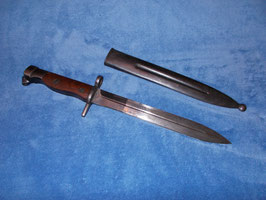 Bajonett M42/49 für Hakim Selbstladegewehr Ägypten