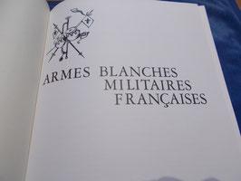 Christian Aries: ARMES BLANCHES MILITAIRES FRANCAISES Band 1 bis 29 + Index Verzeichnis (Auch Einzeln erhältlich)