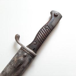 SG 98/05 n.A Seitengewehr Kammerstück, seltener Hersteller