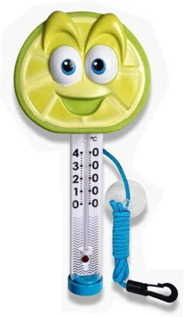 Thermomètre Citron Vert