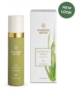 Day Protect Cream - Bio Aloe vera mit grünem Tee, 50ml