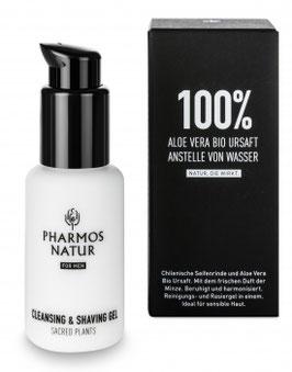 Cleansing & Shaving Gel 50ml