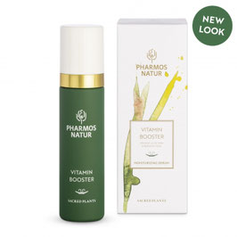 (VITAMIN SERUM) Vitamin Booster- Bio Aloe Vera mit Klette, 50ml
