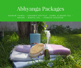 Deluxe Abhyanga Package (for you and your Sense Organs)