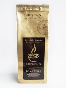 Roma Extra Espresso von Supremo Kaffee, 250g, ganze Bohnen