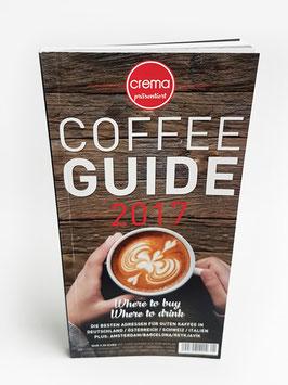 Der Coffee Guide 2017
