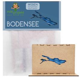Bastelset Weben Bodensee