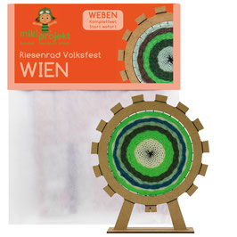 Bastelset Weben Riesenrad Wien