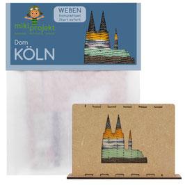 Bastelset Weben Dom Köln