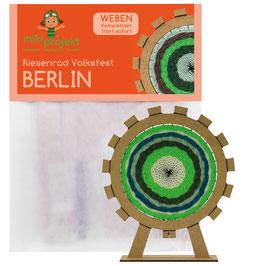 Bastelset Weben Riesenrad Berlin