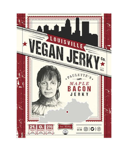 Louisville Vegan Jerky 2.5 oz (70.87 g)
