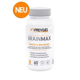 BrainMax (Konzentrations- & Gedächtnis Booster)