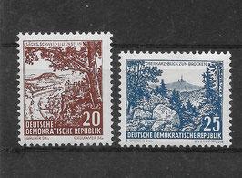 DDR 815-816 postfrisch (2)