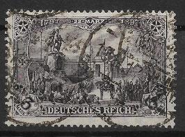Deutsches Reich GERMANIA 96 A Ib gestempelt (BPP JÄSCHKE) (5)