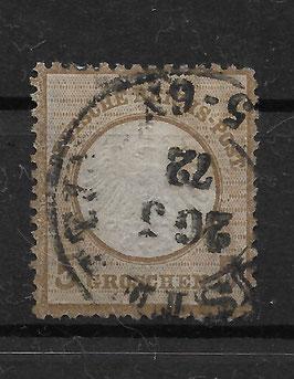 Deutsches Reich BRUSTSCHILD 6 gestempelt (BPP KRUG) (5)