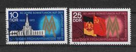 DDR 1743-1744 gestempelt
