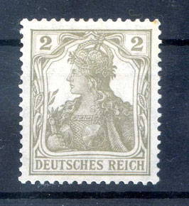 Deutsches Reich GERMANIA 102 postfrisch
