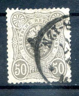 Deutsches Reich PFENNIGE 36a gestempelt (BPP JÄSCHKE) (4)