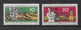 DDR 833-834 postfrisch