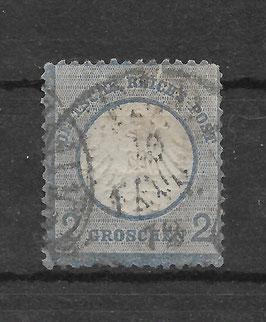 Deutsches Reich BRUSTSCHILD 5 gestempelt (BPP KRUG) (9)