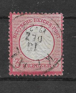 Deutsches Reich BRUSTSCHILD 9 gestempelt (BPP KRUG) (13)