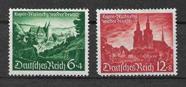 Deutsches Reich 748-749 ungebraucht