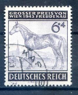 DR GROSSER PREIS von WIEN 857 gestempelt
