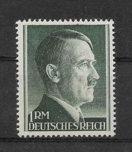 Deutsches Reich FREIMARKE ADOLF HITLER 799 A postfrisch