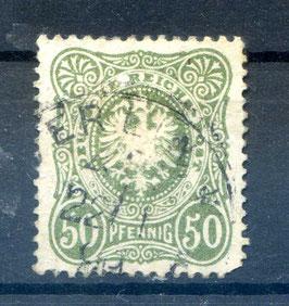 Deutsches Reich PFENNIG 44 Ic gestempelt (BPP WIEGAND) (4)