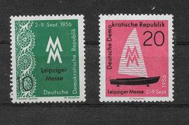 DDR 536-537 postfrisch