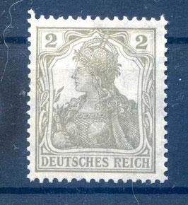 Deutsches Reich GERMANIA 102 ungebraucht