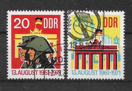 DDR 1691-1692 gesetempelt