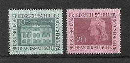 DDR 733-734 postfrisch (2)