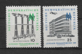 DDR 813-814 postfrisch
