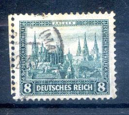 Deutsches Reich NOTHILFE BAUWERKE 450 gestempelt (2)