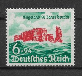 Deutsches Reich 750 postfrisch