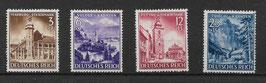 Deutsches Reich 806-809 postfrisch (2)