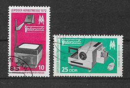 DDR 1782-1783 gestempelt